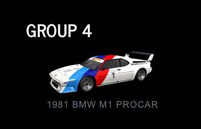 Project CARS 2 Group 4 July