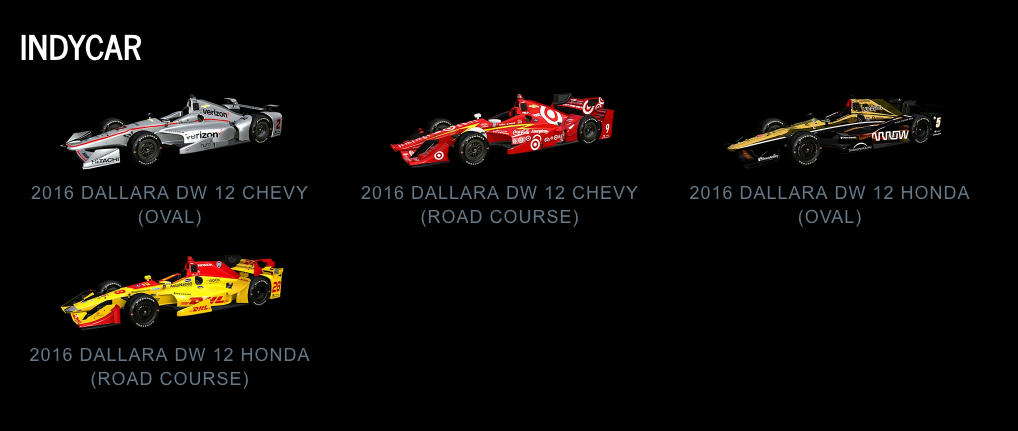 Project CARS 2 IndyCar July