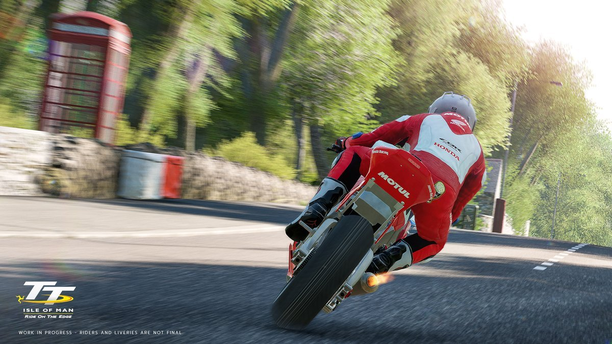 TT Isle of Man: Ride on the Edge Screenshot 2