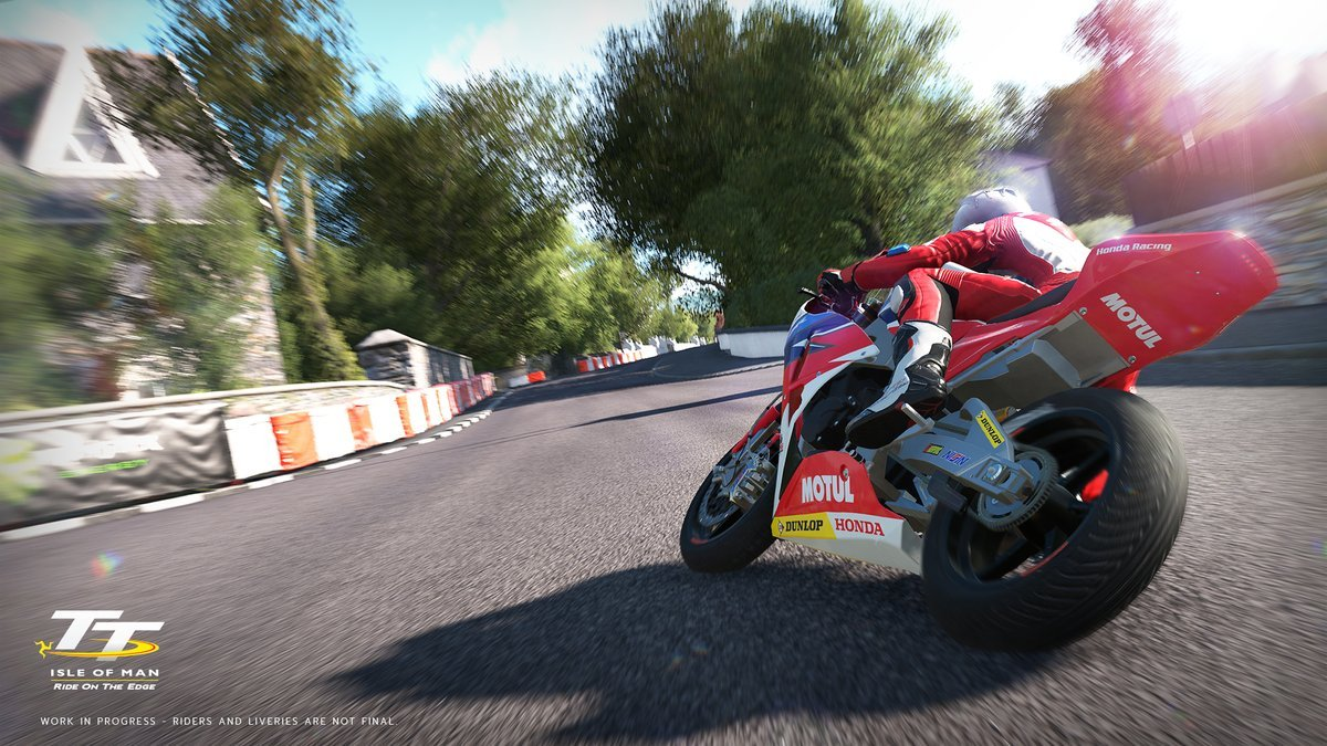 TT Isle of Man: Ride on the Edge Screenshot 3