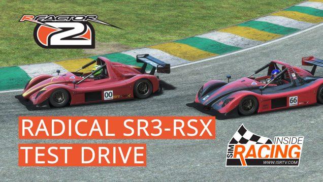 rFactor 2 Radical SR3-RSX