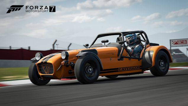 2013 Caterham Superlight R500