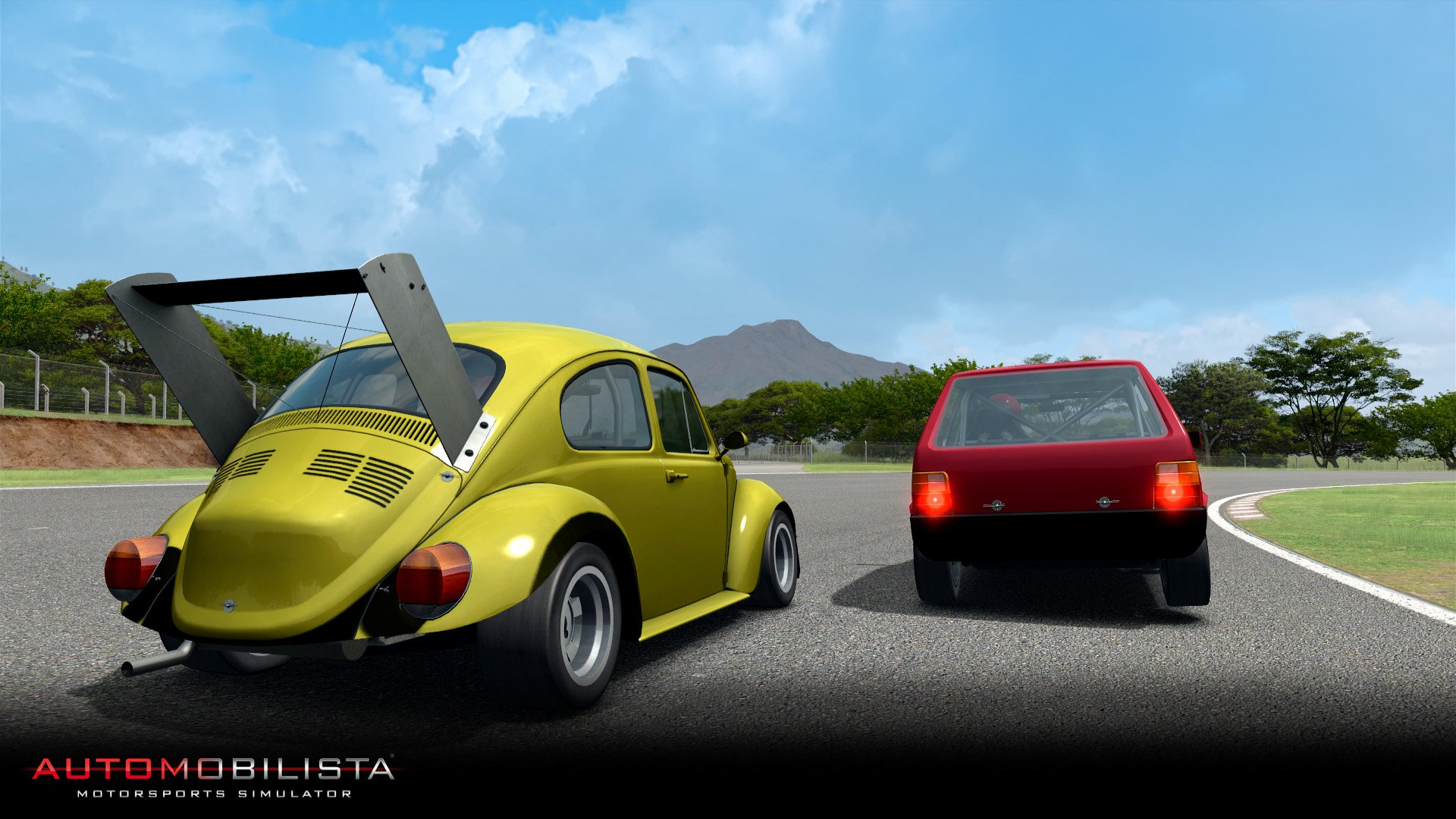 Automobilista Brazilian Touring Car Classics Preview 1