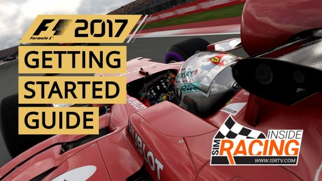 F1 2017 Getting Started Guide