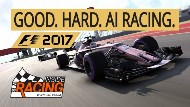 F1 2017 - Good. Hard. AI Racing
