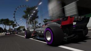 F1 2017 Haas racing