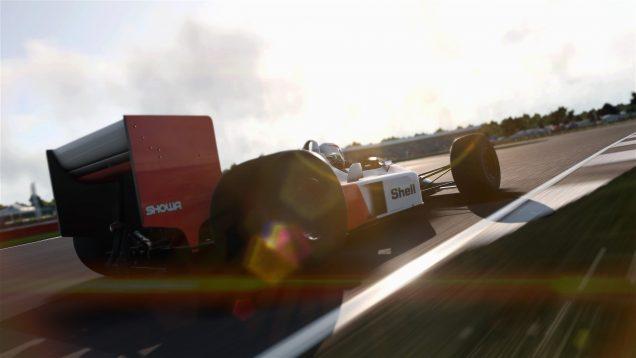 F1 2017 McLaren MP 4-4