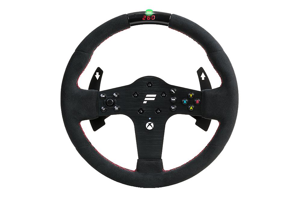 Fanatec CSL Elite Steering Wheel P1 front