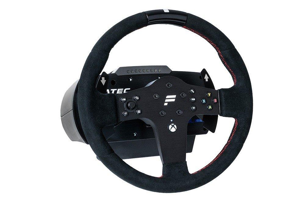Fanatec CSL Elite Steering Wheel P1 on base 6