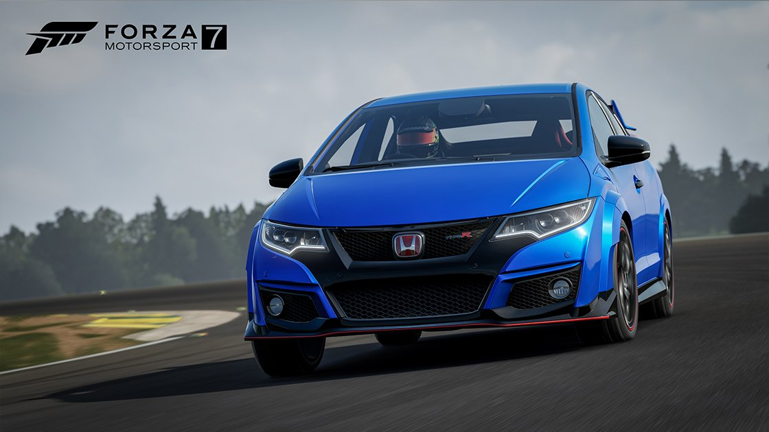 Forza Motorsport 7 2016 Honda Civic Type R