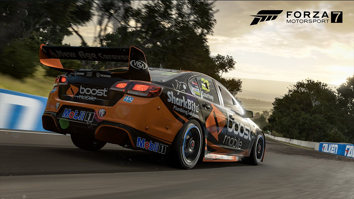 Forza Motorsport 7 2017 Holden No 22 Walkinshaw Performance VF Commodore preview