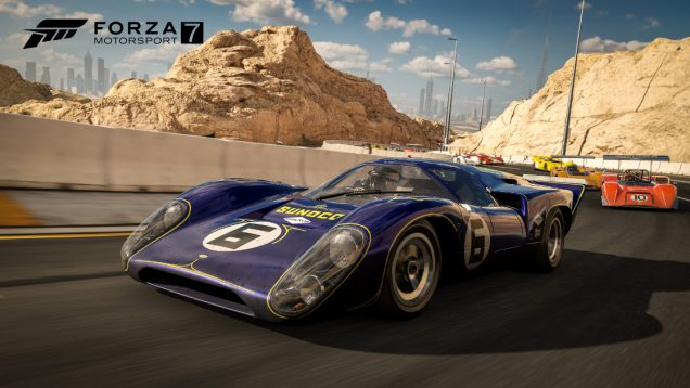 Forza Motorsport 7 – PC Version to Include Triple Screen and 21:9