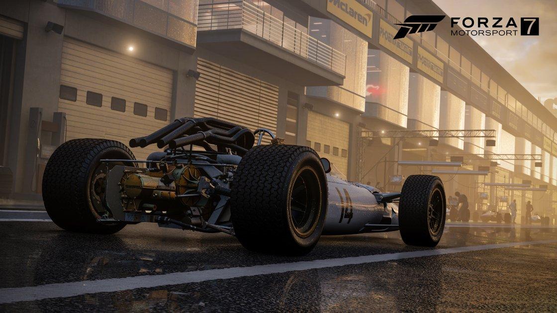 Forza Motorsport 7 Lotus 49 preview screenshot
