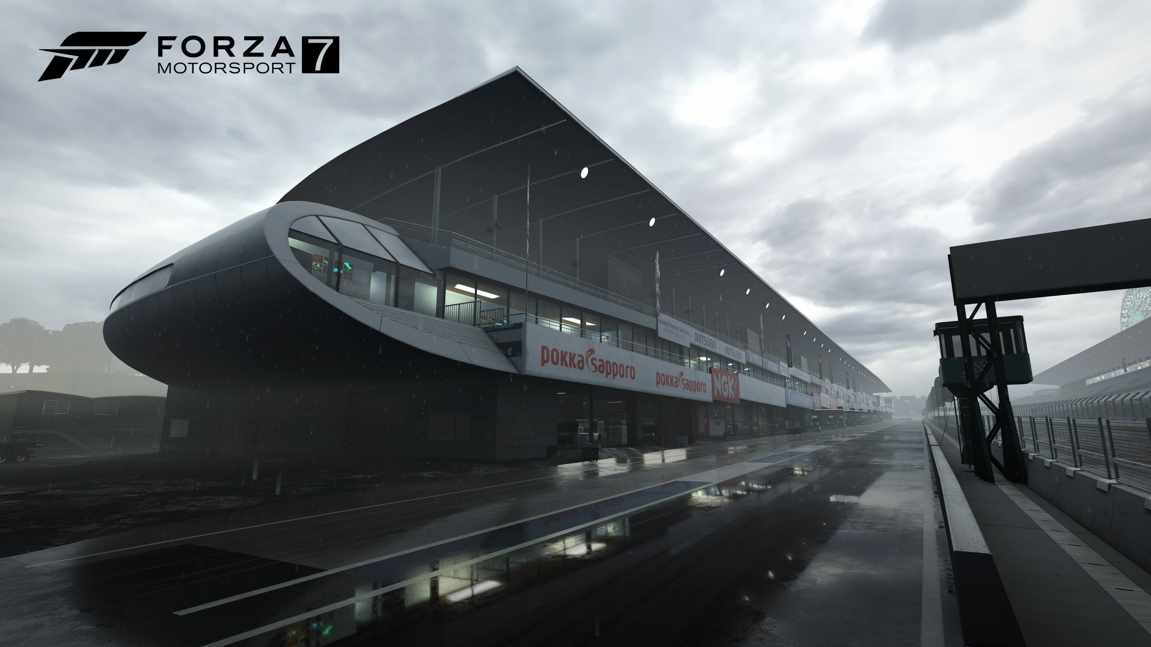 FM7 Track Reveal Suzuka Circuit
