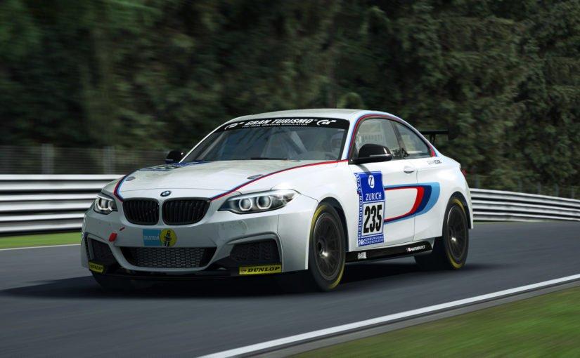 RaceRoom BMW M235i release Nordschleife 3