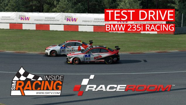 Raceroom Test Drive BMW 235i Racing tn