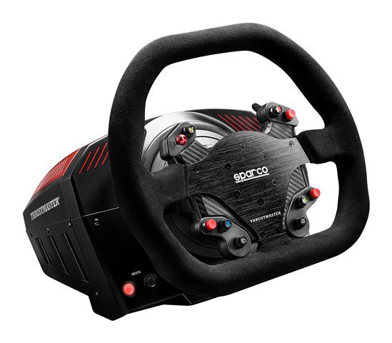 the thrustmaster ts xw racer is here inside sim racing. Black Bedroom Furniture Sets. Home Design Ideas