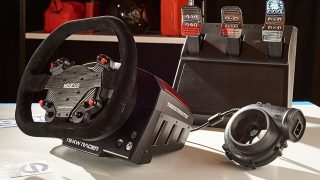 Thrustmaster TS-XW racer overview
