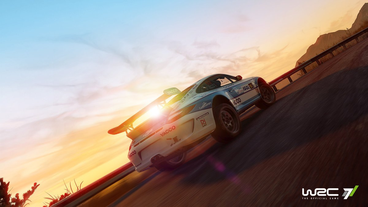 WRC 7 Porsche 911 GT3 RS RGT 2