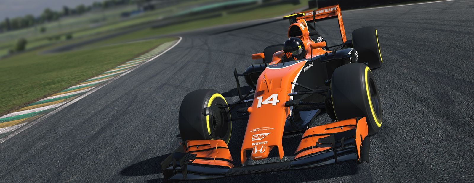 iRacing McLaren WFG 2