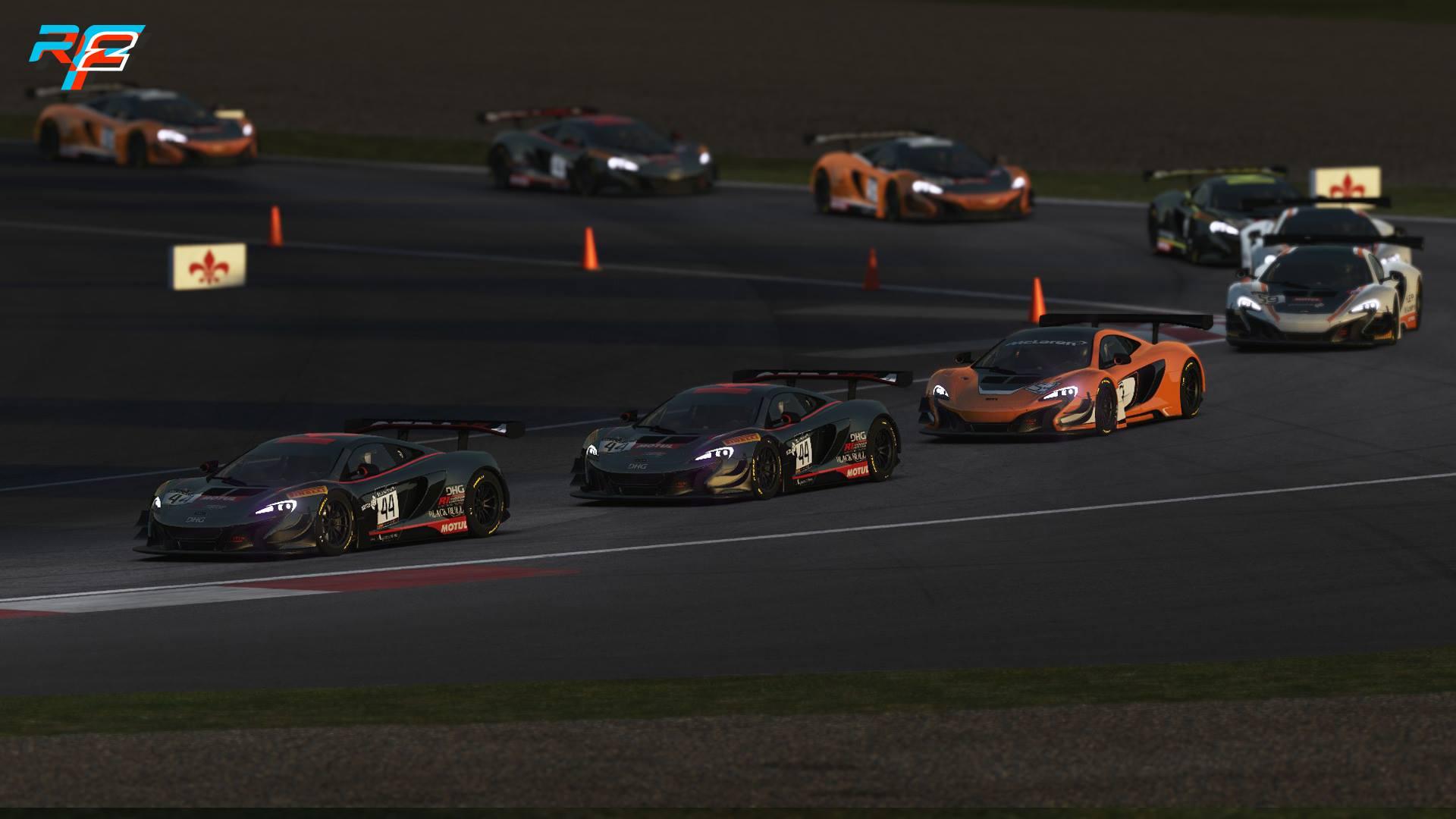 rFactor 2 McLaren 650S GT3 release 6
