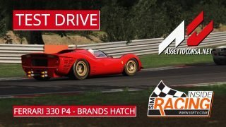 Assetto Corsa - Ferrari 330p4 @ Brands Hatch TN