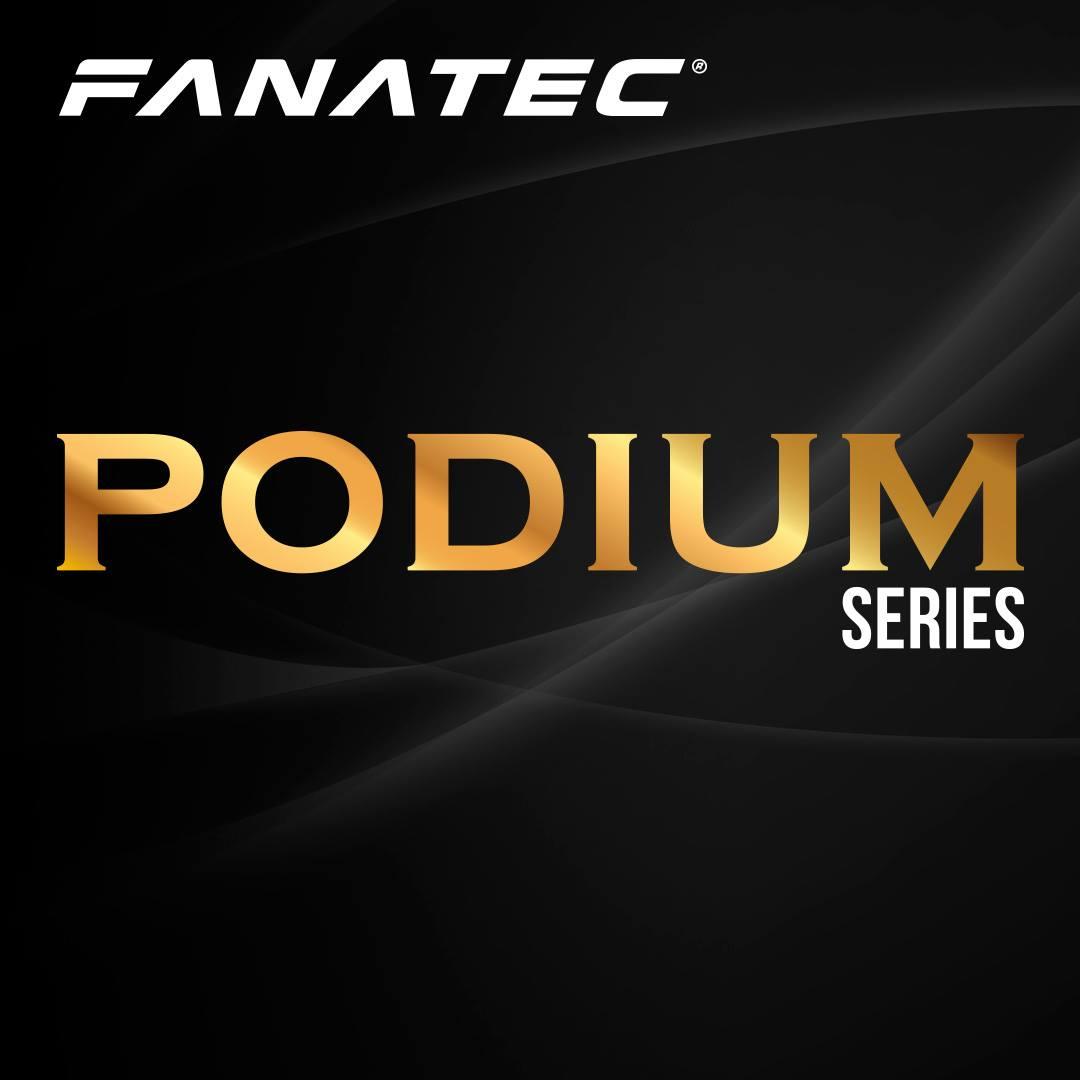 Fanatec Podium series Logo