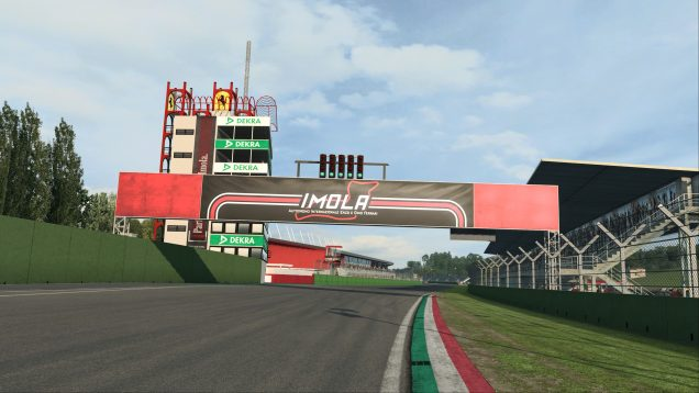 RaceRoom Imola preview 1