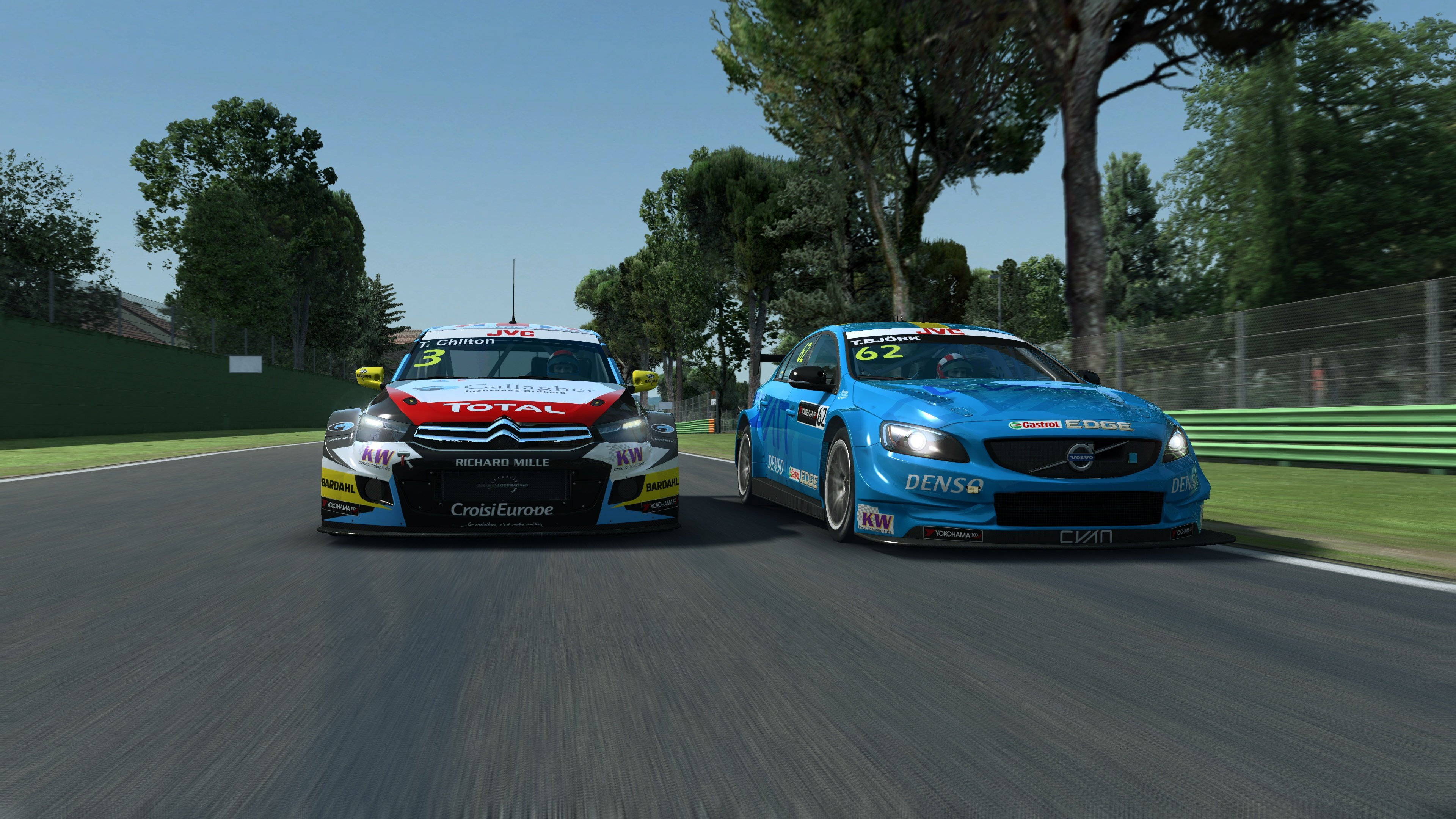 RaceRoom Imola preview 8