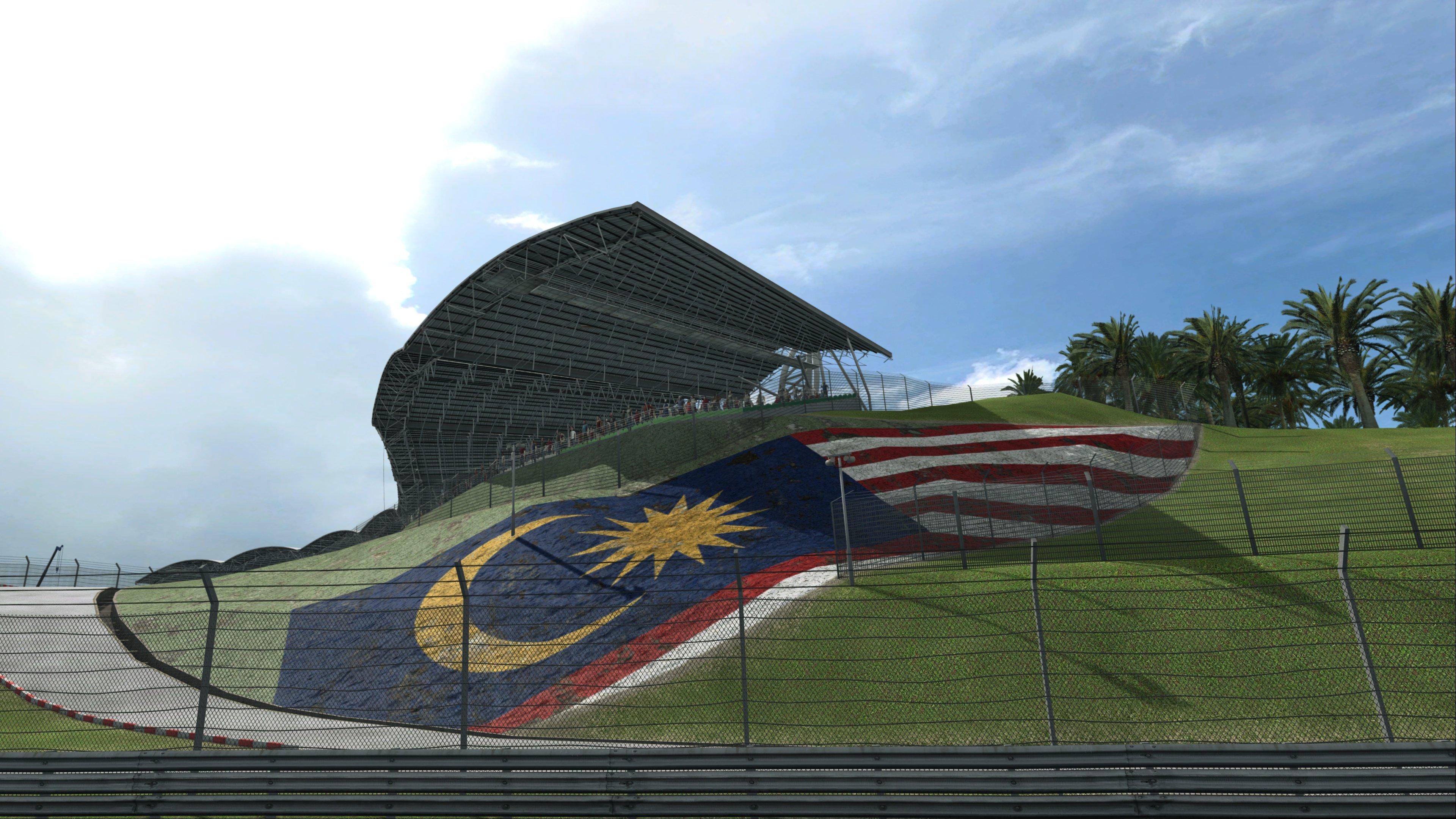 RaceRoom Sepang International Circuit Preview 1