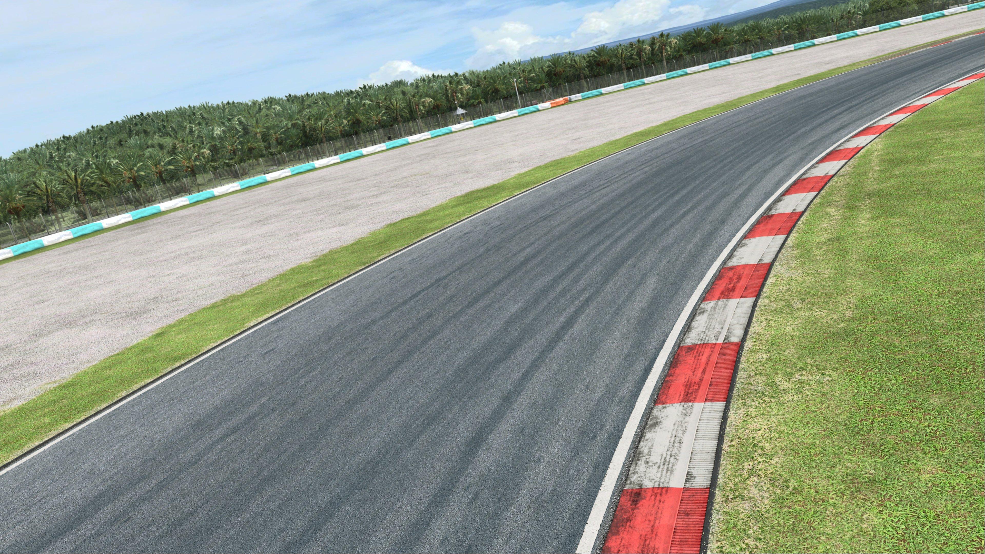 RaceRoom Sepang International Circuit Preview 10