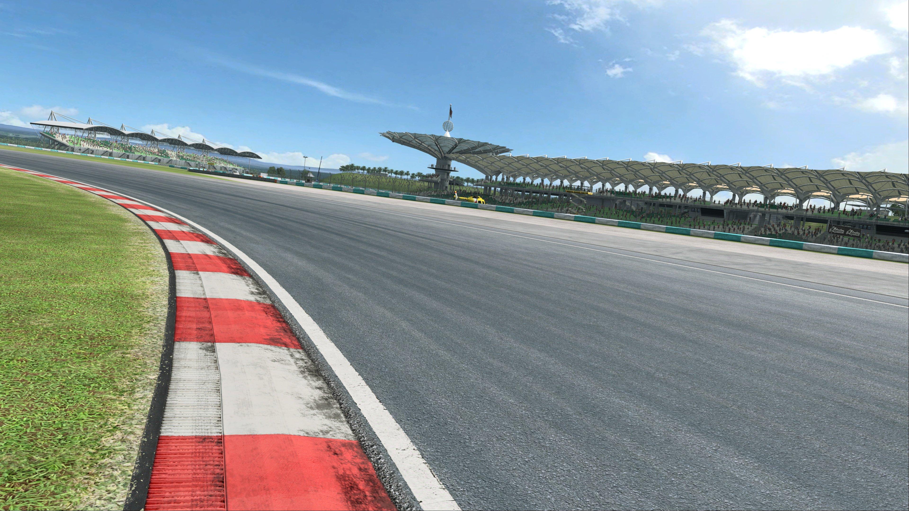 RaceRoom Sepang International Circuit Preview 11