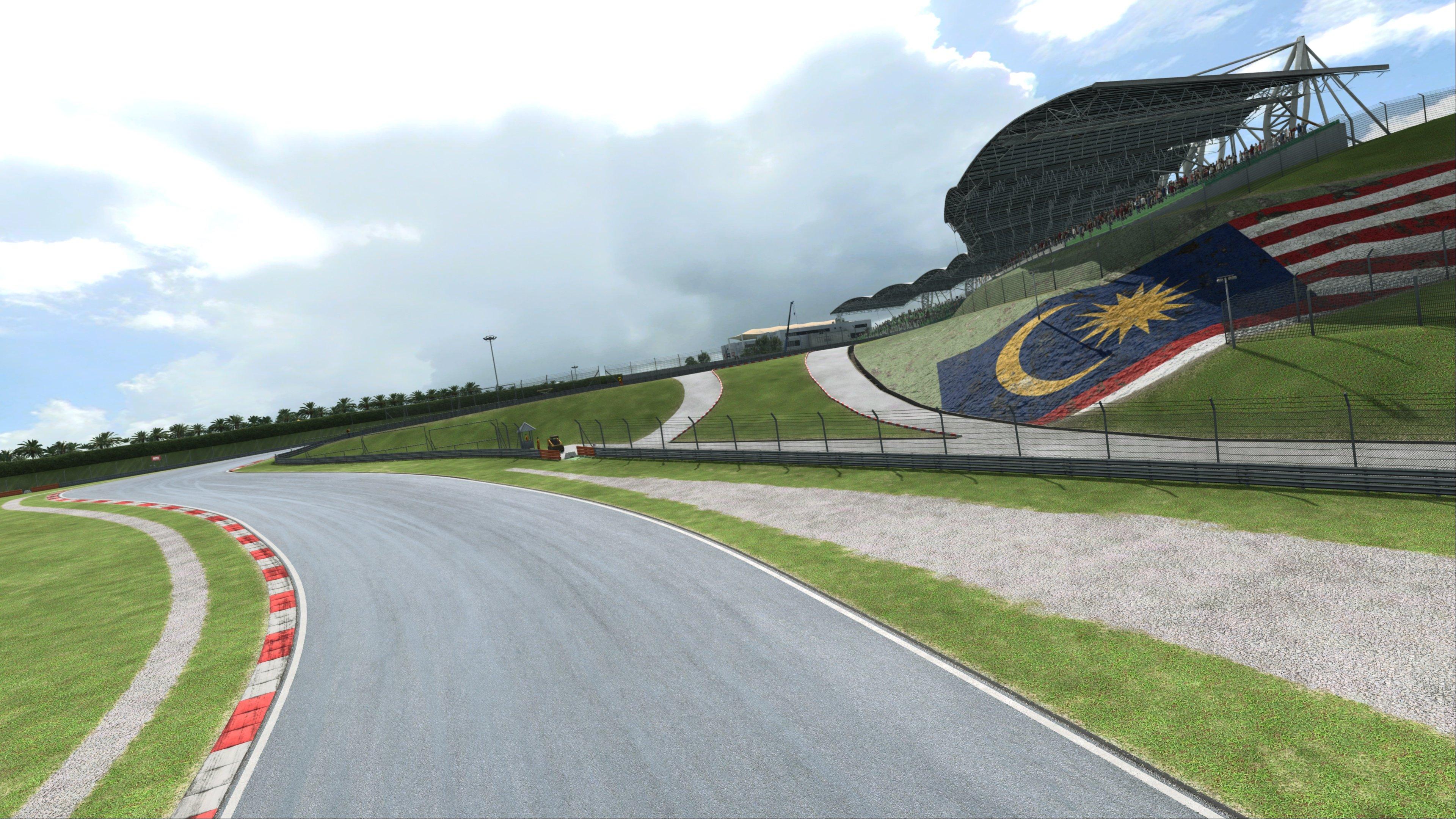 RaceRoom Sepang International Circuit Preview 13