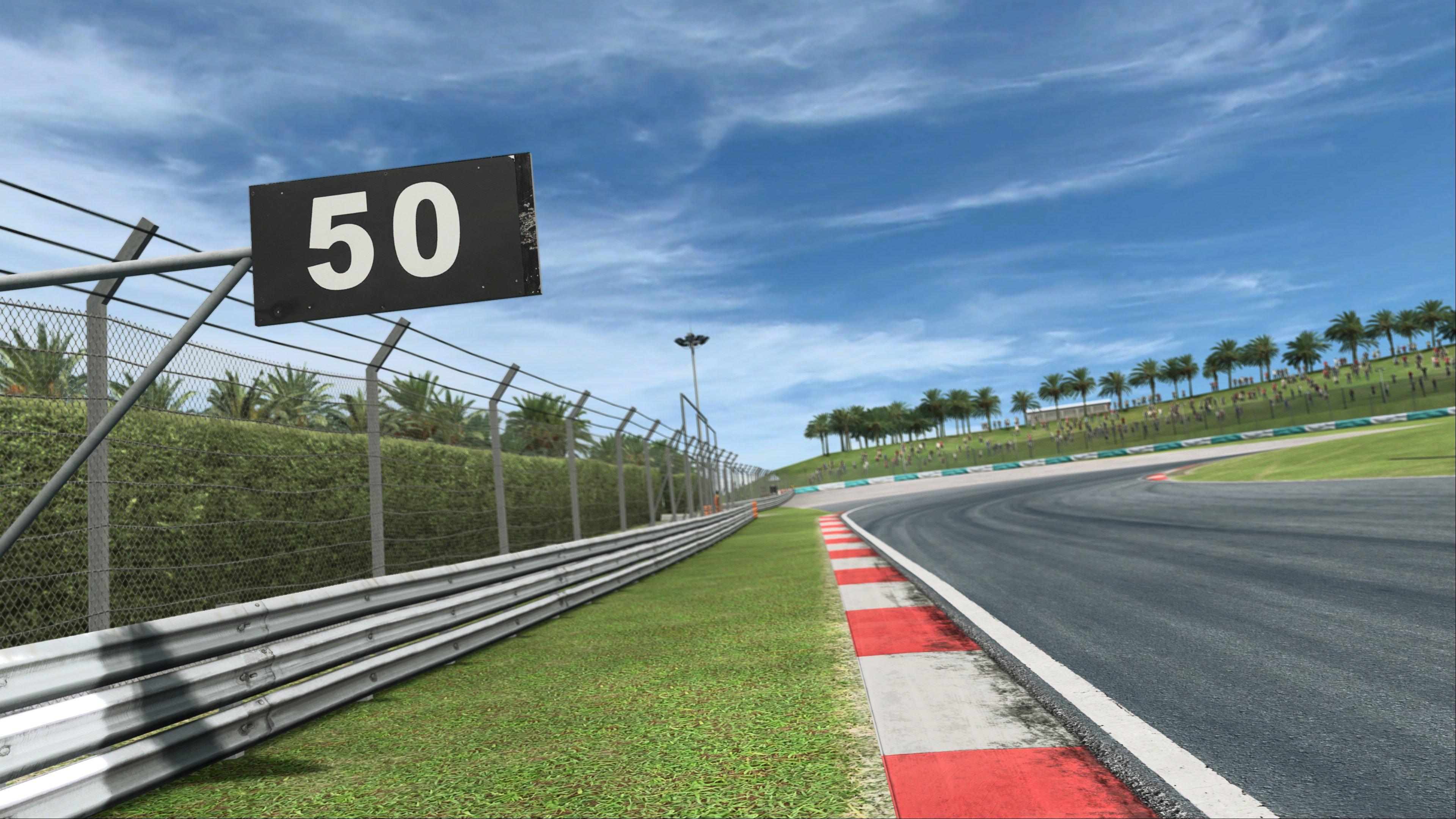 RaceRoom Sepang International Circuit Preview 14