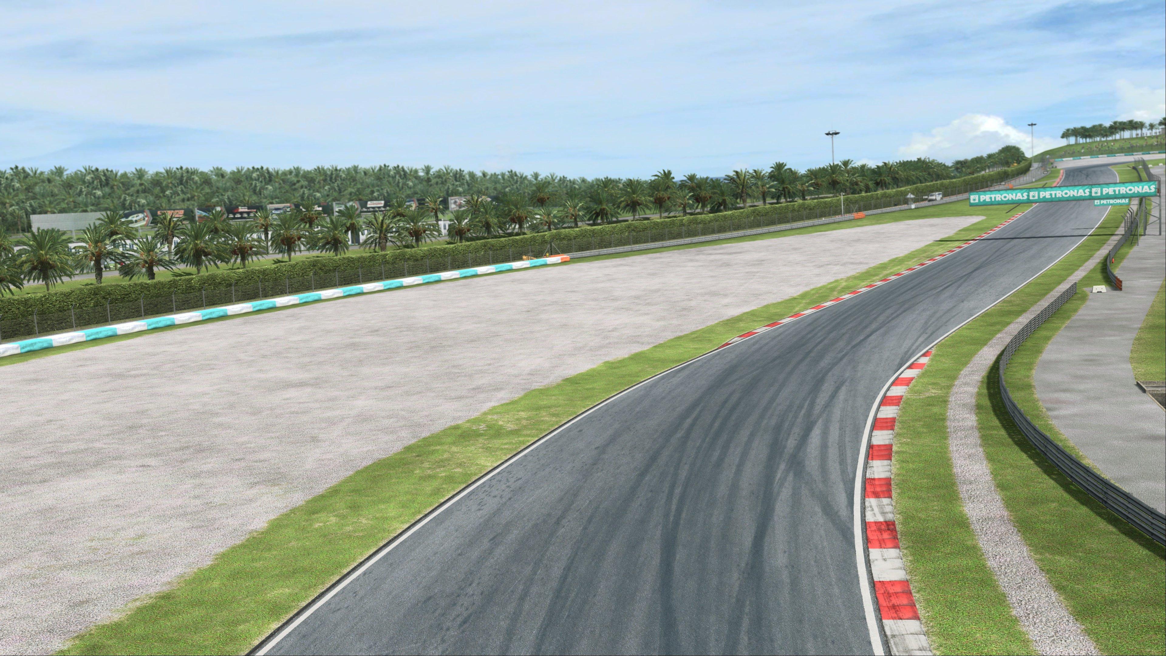 RaceRoom Sepang International Circuit Preview 15
