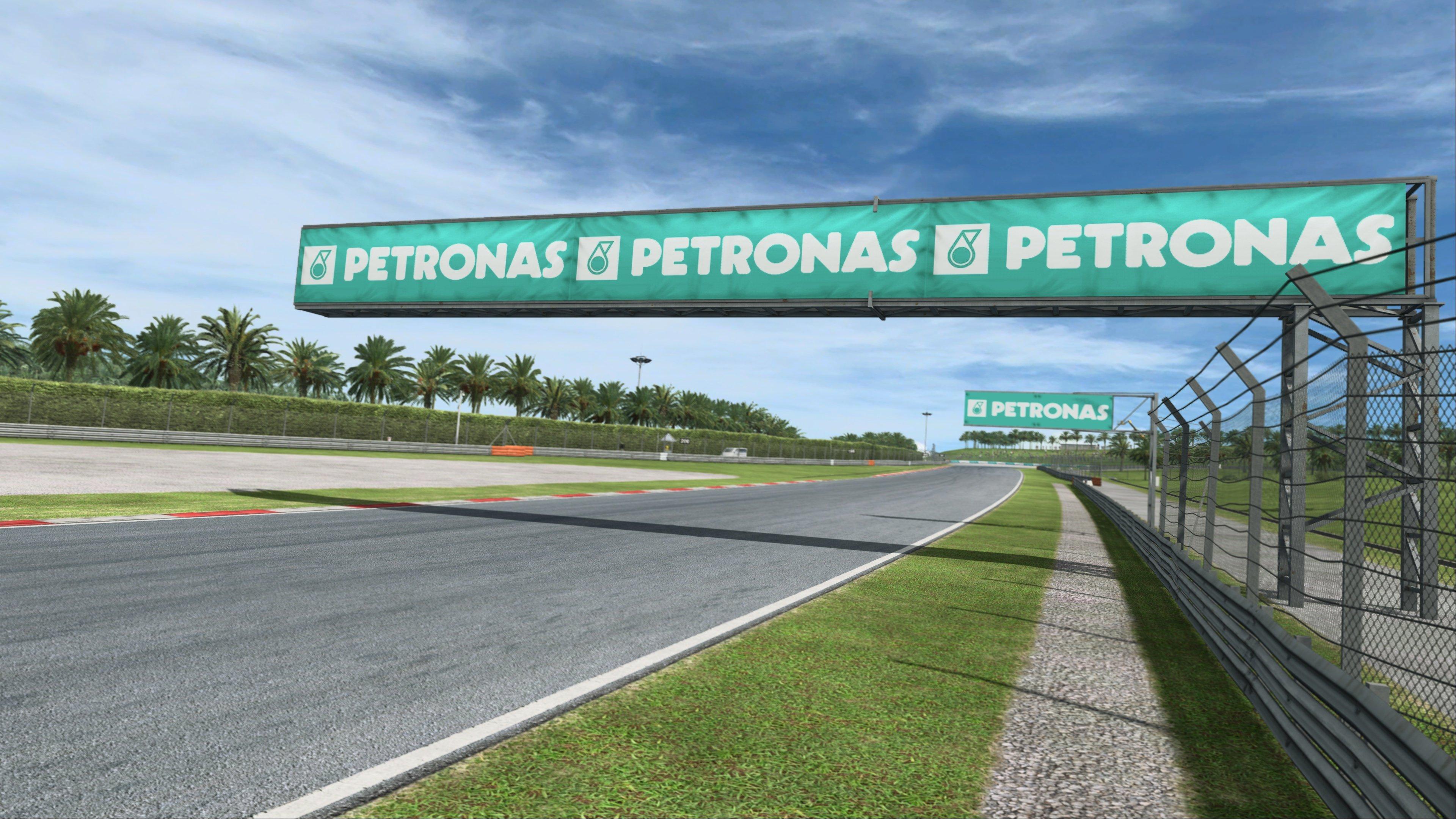 RaceRoom Sepang International Circuit Preview 16