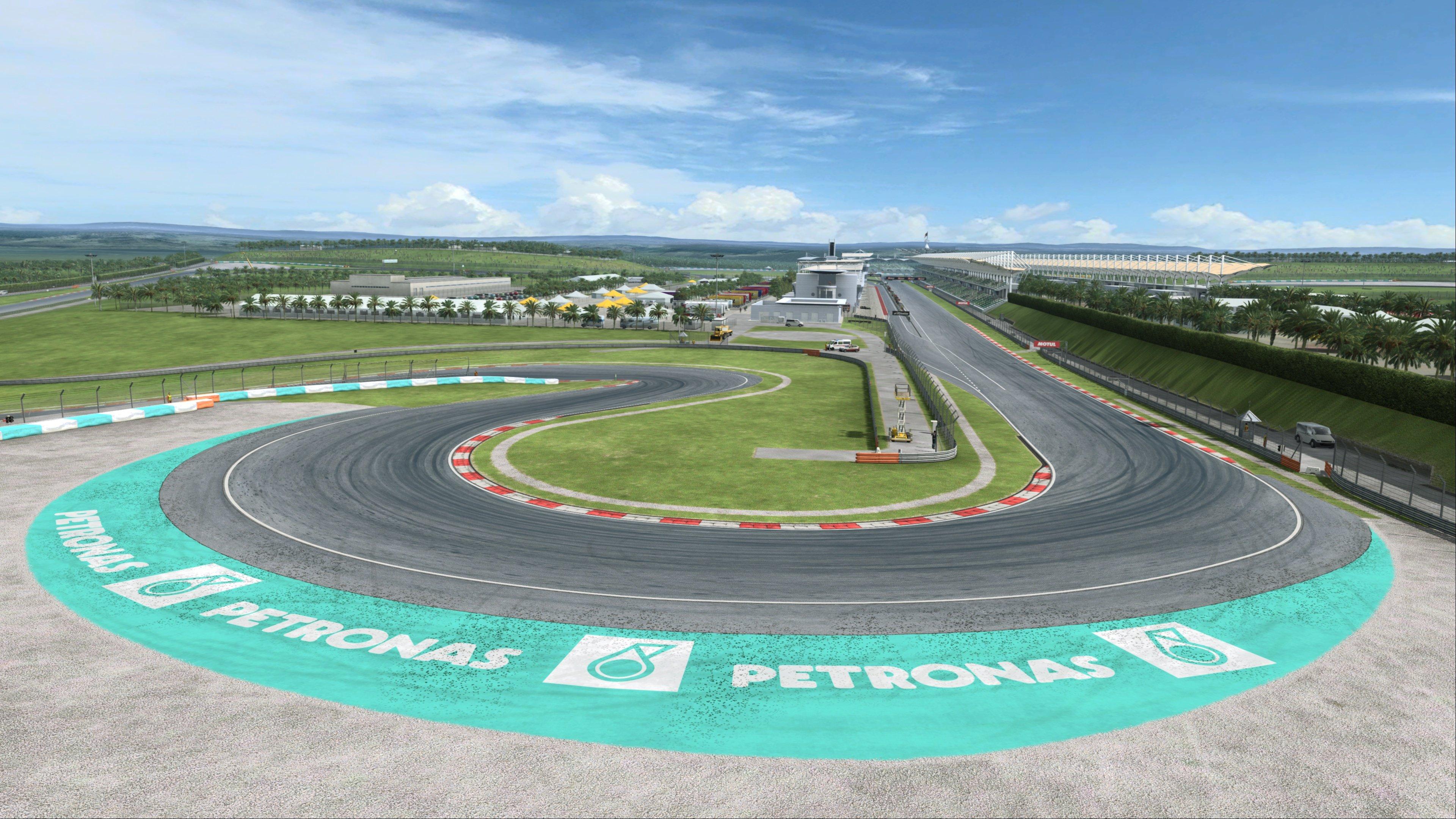 RaceRoom Sepang International Circuit Preview 18