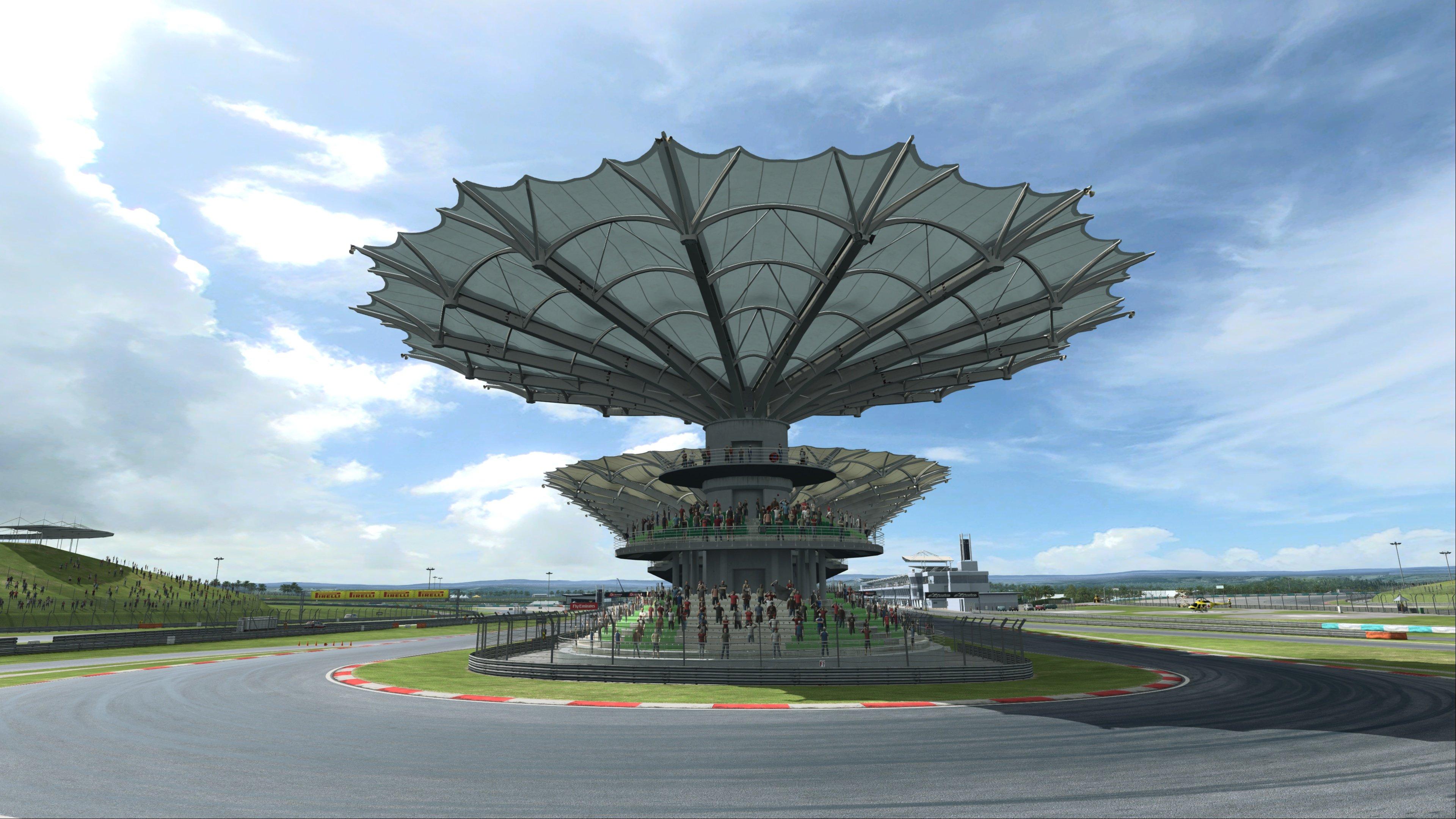 RaceRoom Sepang International Circuit Preview 2