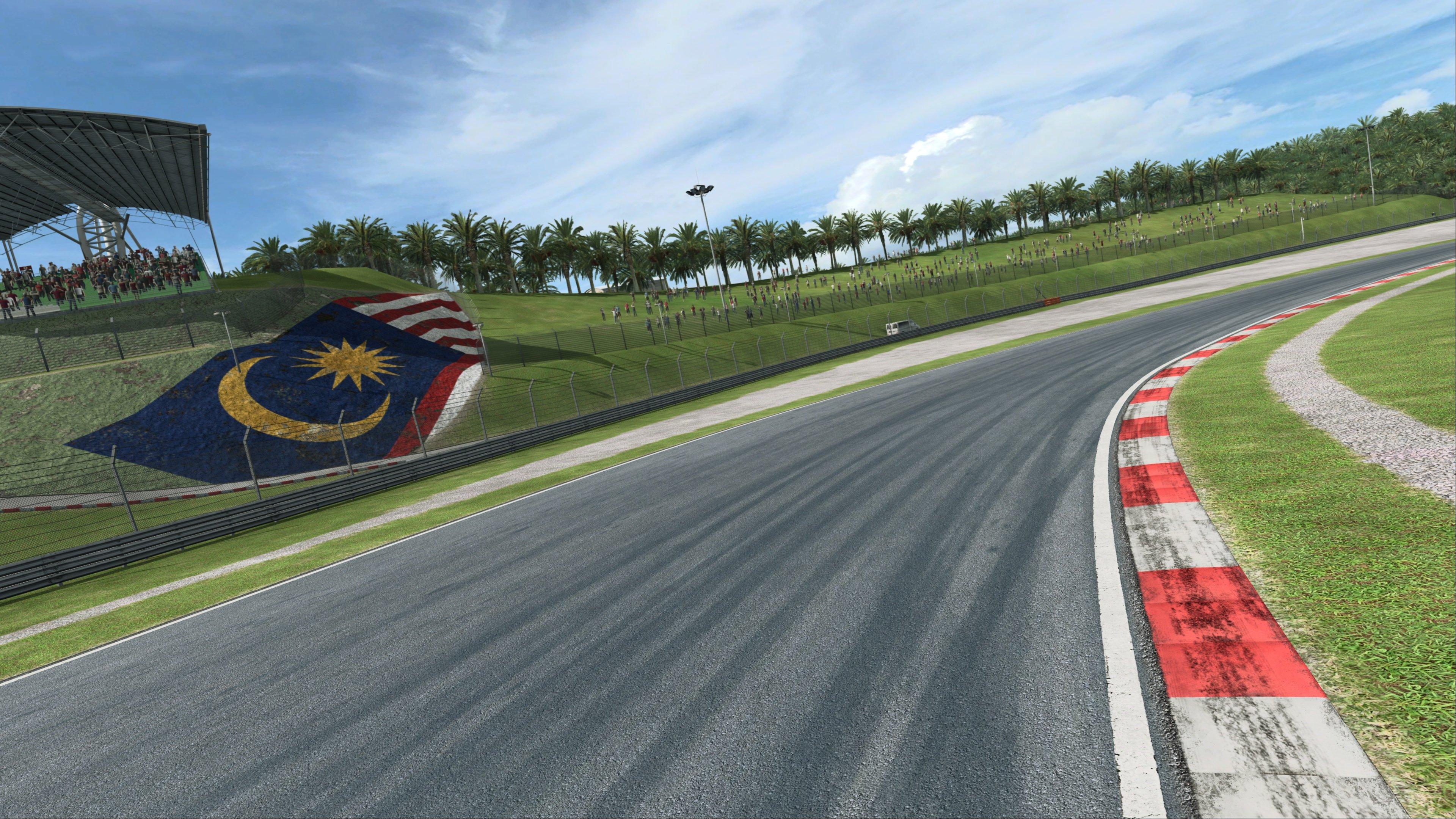 RaceRoom Sepang International Circuit Preview 6