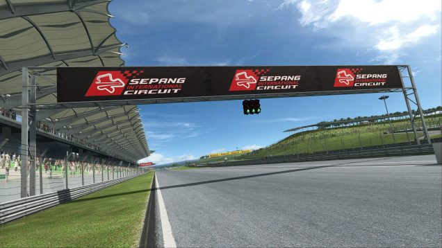 RaceRoom Sepang International Circuit Preview 9