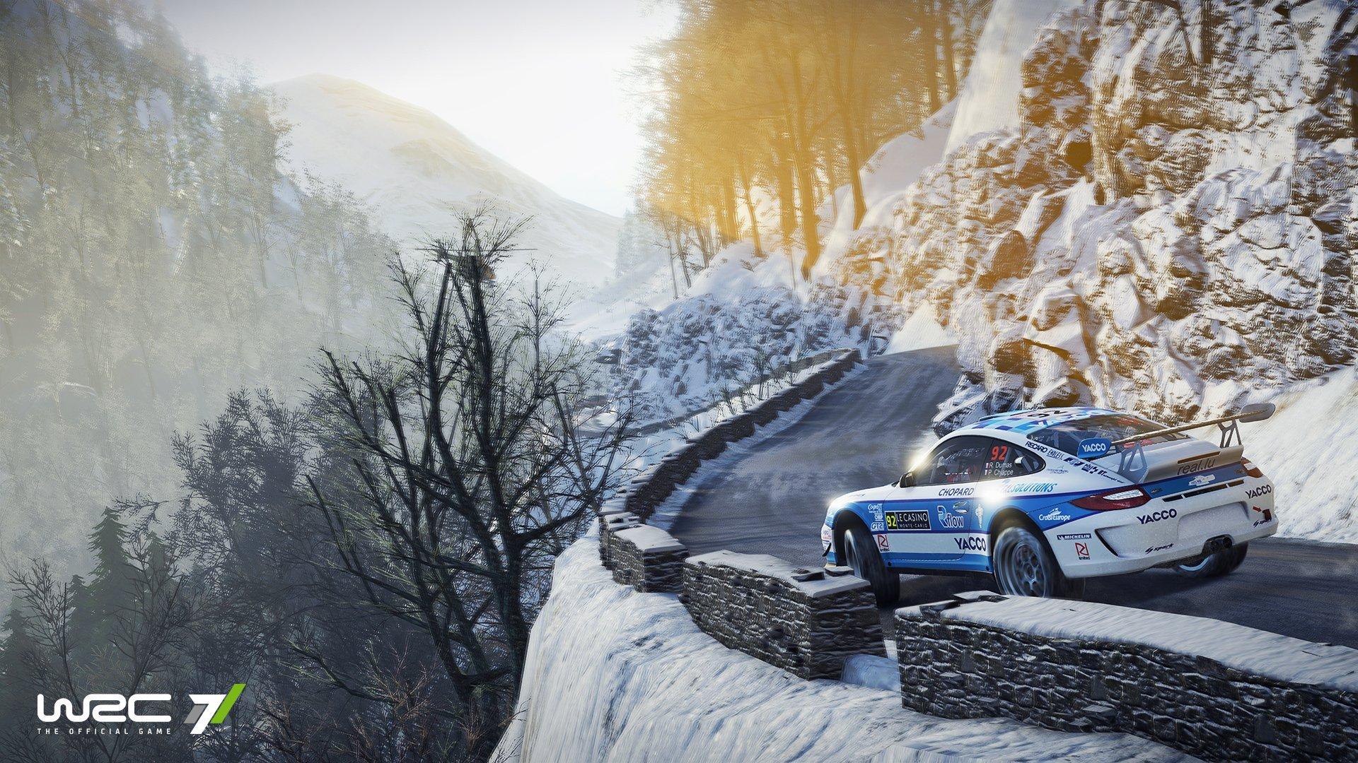 WRC 7 Porsche 911 GT3 RS RGT 3