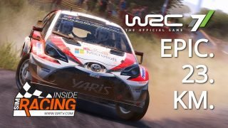 WRC 7 Test Drive - Epic 23 KM Stage