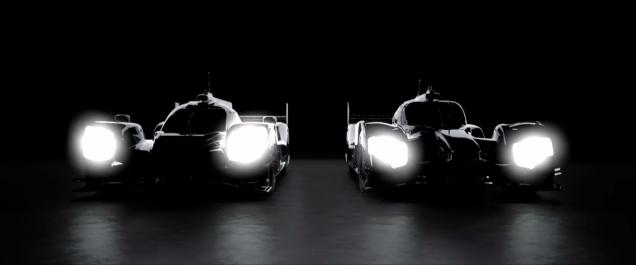 iRacing LMP1 cars teaser