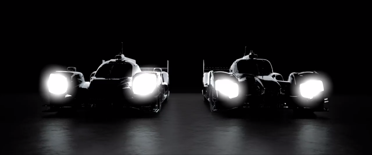iRacing LMP1 cars teaser