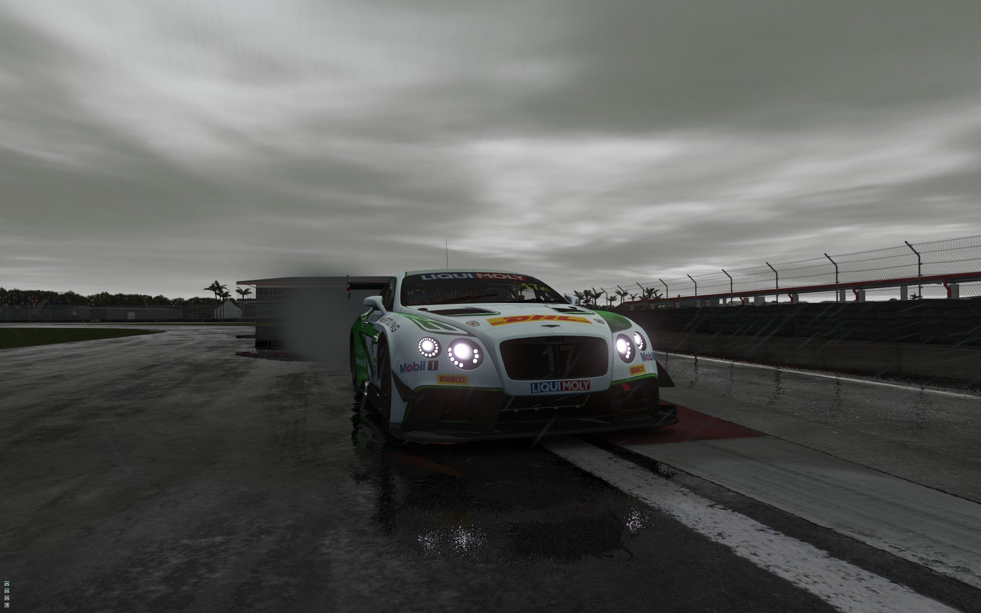 rFactor 2 September roadmap update Bentley Continental GT3 preview 10