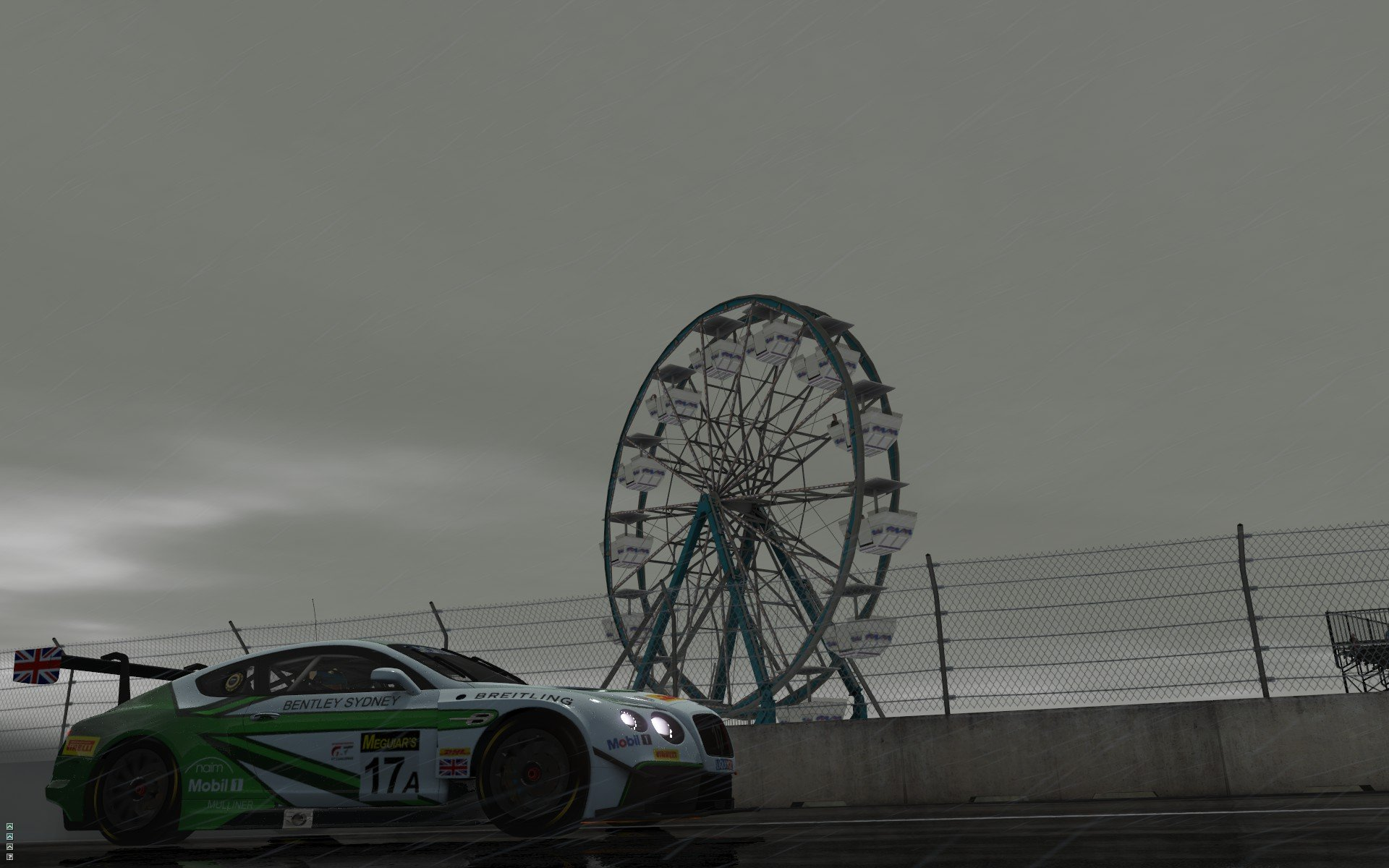 rFactor 2 September roadmap update Bentley Continental GT3 preview 2