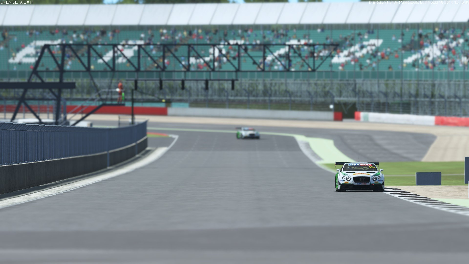 rFactor 2 September roadmap update Bentley Continental GT3 preview 3