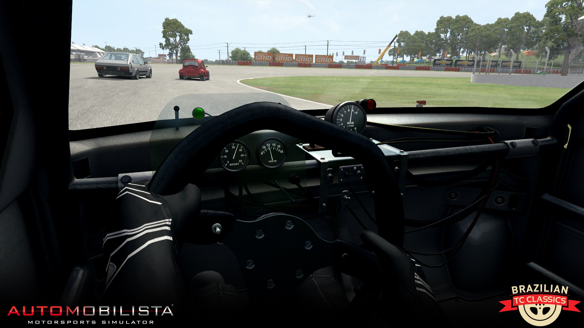 Automobilista Brazilian Touring Car Classics Steam Screenshot 1
