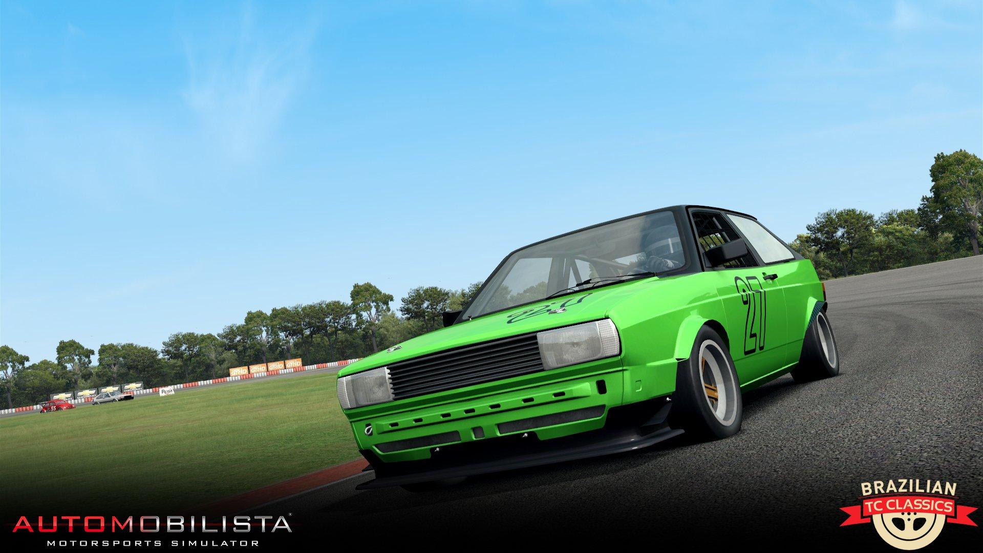 Automobilista Brazilian Touring Car Classics Steam Screenshot 2