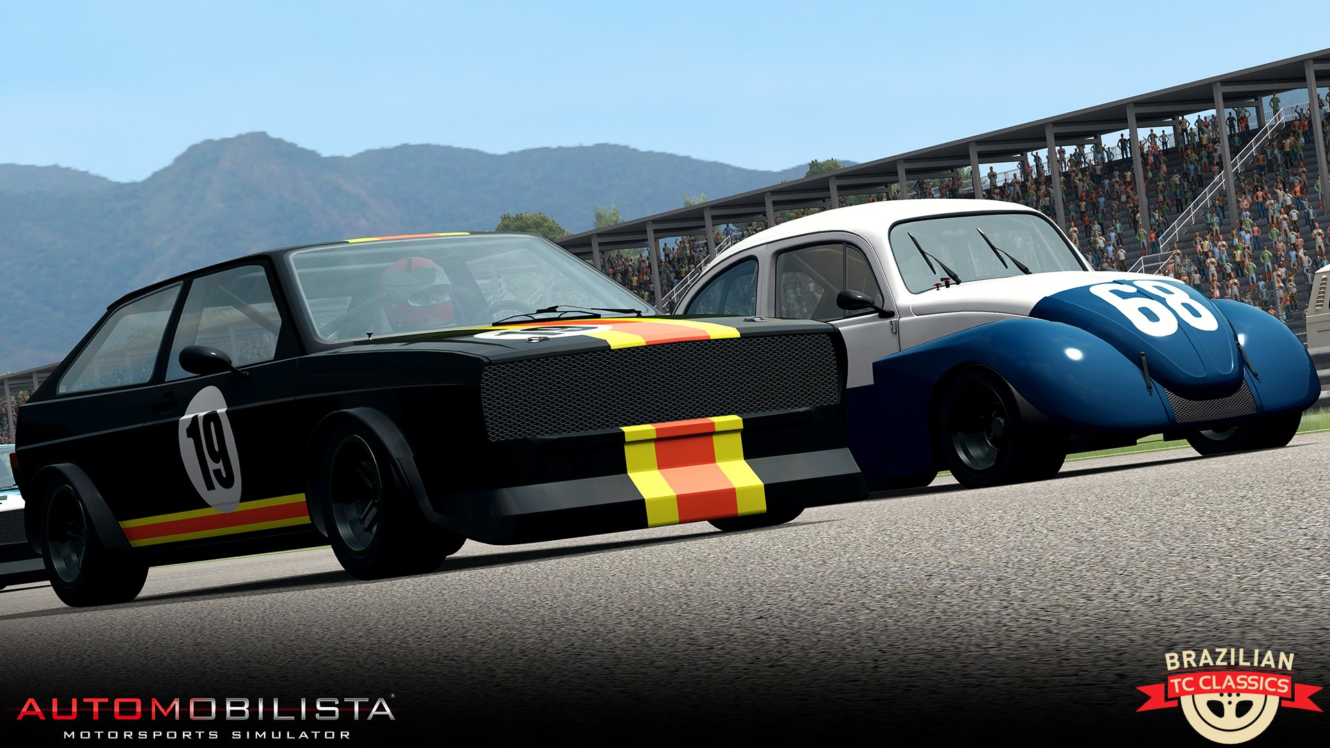 Automobilista Brazilian Touring Car Classics Steam Screenshot 3